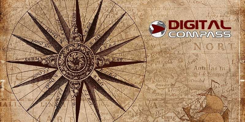 Digital Compass Saluto Orsola Nizzero
