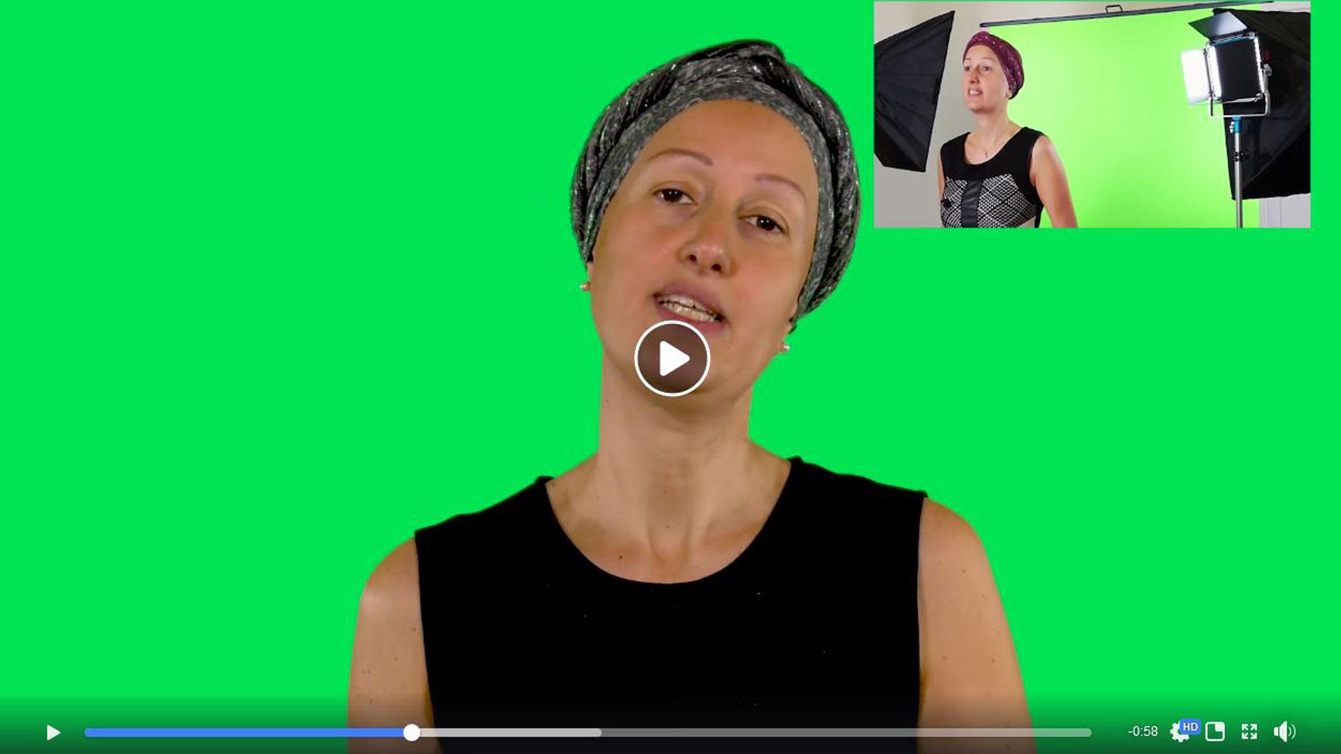 green back youtube digital compass orsola nizzero